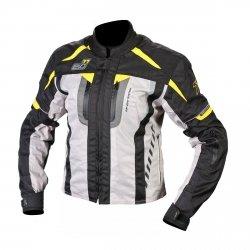 EVO77 LUNA kurtka motocyklowa tekstylna krótka Damska z membraną