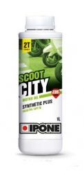 Ipone Scoot City 2T olej do dozownika 1L (truskawka)