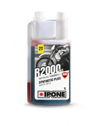 Ipone R 2000 RR olej silnikowy półsyntetyczny do mieszanki (truskawka) 1litr