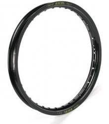 Excel 1,85 x 18 felga motocyklowa aluminiowa czarna 36 otworów śr. 8mm