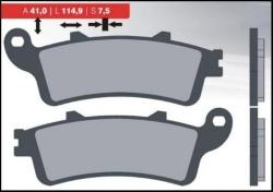 Brenta klocki hamulcowe złote tył Honda NT 700 Deauville (06-09)