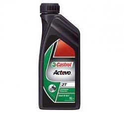 Castrol Act>evo 2T syntetyczny olej do motocykli 2-suwowych 1L