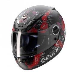 Scorpion Exo - 450 Air Scarhead kask motocyklowy czerwono-czarny mat r. XXL Wyprzedaż!!!
