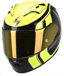 Scorpion Exo-1200 AIR STREAM TOUR kask motocyklowy czarny fluo r. M