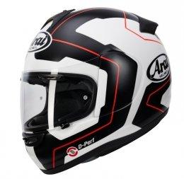 Arai Axces III Line Red kask motocyklowy