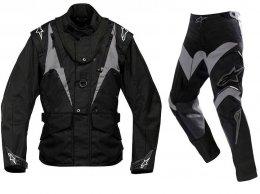 ALPINESTARS Venture kurtka motocyklowa BNS L + spodnie 36 enduro cross quad Wyprzedaż Kolekcji!