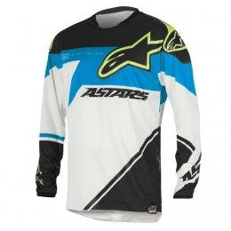 Alpinestars Racer Supermatic koszulka motocyklowa bluza MX enduro cross r. L Wyprzedaż Kolekcji!