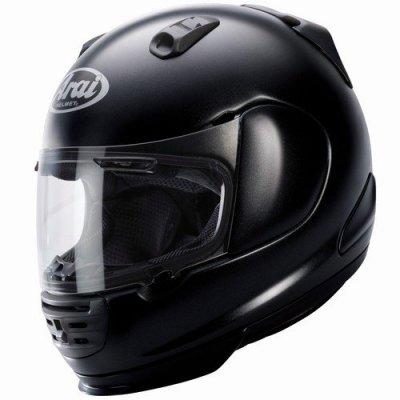 Arai Rebel kask motocyklowy kolor czarny połysk