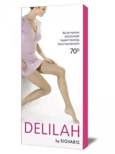 8f107b15d8794e Sigvaris Delilah - profilaktyczne pończochy uciskowe 70 Den.  Compression&Fashion - designerskie rajstopy, pończochy, podkolanówki  uciskowe