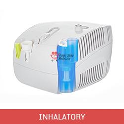 Inhalatory (urządzenia)
