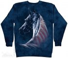 Patriotic Horse - Bluza The Mountain