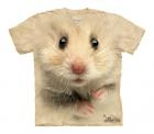 Hamster Face - The Mountain - Koszulka Dziecięca