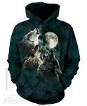 Three Wolf Moon - Bluza The Mountain