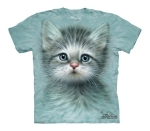 Blue Eyed Kitten - The Mountain - Koszulka Dziecięca