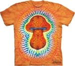 Tie Dye Tie Dye Mushroom - The Mountain