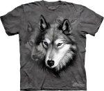 Wolf Portrait - Koszulka The Mountain