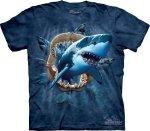 Shark Attack - Koszulka The Mountain