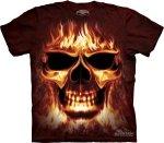 Skulfire - Koszulka The Mountain