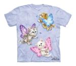 Butterfly Kitten Fairies - The Mountain - Koszulka Dziecięca