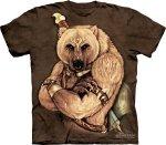 Tribal Bear - Koszulka The Mountain