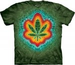 Sweet Leaf - Tie-Dye The Mountain