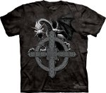 Celtic Cross Dragon - The Mountain