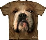 Bulldog Face Koszulka - The Mountain
