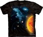 Solar System Koszulka - The Mountain
