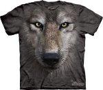 Wolf Face -  Koszulka The Mountain