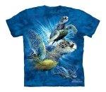 Find 9 Sea Turtles - The Mountain - Koszulka Dziecięca