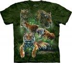 Jungle Tigers - Koszulka The Mountain