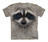 Raccoon Face - The Mountain - Koszulka  Dziecięca