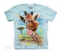 Giraffe Selfie -Dziecięca The Mountain