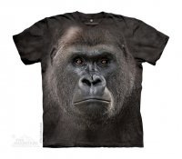 Big Face Lowland Gorilla - The Mountain - Dziecięca