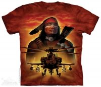 Apache Warrior - The Mountain