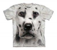 Dalmatian Face - The Mountain - Koszulka Dziecięca