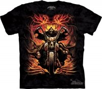 Grim Rider - Koszulka The Mountain