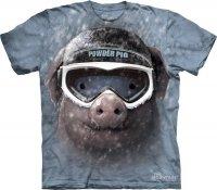 Powder Pig - Koszulka The Mountain