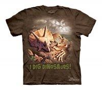 I Dig Dinosaurs - Dziecięca - The Mountain