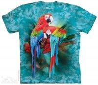 Macaw Mates  - Koszulka The Mountain