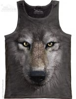 Wolf Face - Bezrękawnik The Mountain