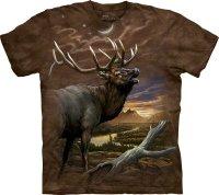 The Mountain - Koszulka Elk at Dust