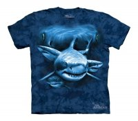 Shark Moon Eyes - The Mountain - Koszulka Dziecięca