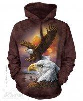 Eagle & Clouds - Bluza The Mountain