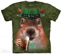 Big Face Irish Squirrel - The Mountain