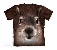 Squirrel Face - Wiewiórka - The Mountain - Dziecięca