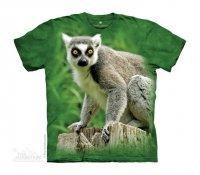 Ring Tailed Lemur - The Mountain - Dziecięca