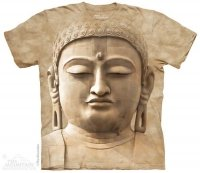 Buddha Portrait - The Mountain