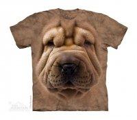 Big Face Shar Pei Puppy - The Mountain - Dziecięca
