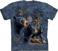 Find 13 Black Bears - Koszulka The Mountain